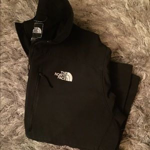 The North Face Black jacket😎